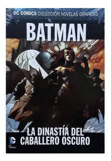 Colección Dc Salvat N° 75 La Dinastía Del Caballero Oscuro