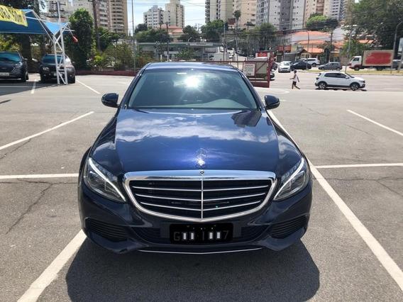 Mercedes-benz C-180 Cgi 2018 Exc 1.8/16v - Flex Tb - Aut