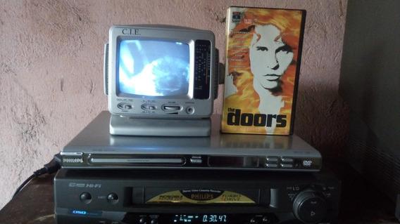 Tv Preto E Branco 5,5 Com Rádio Am/fm Com Adaptador 127-240v