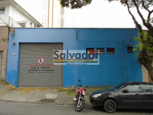 Imagem 1 de 15 de Galpão Na Vila Gumercindo  -  São Paulo - 8991
