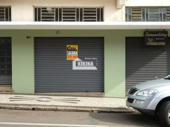Sala Comercial Para Alugar - 01713.001