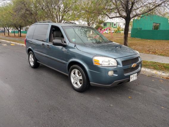 Chevrolet Uplander 3.5 Ls Paq. A Mt 2007