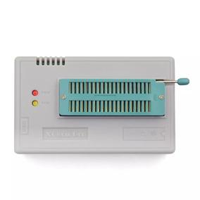 Programadora Gravadora Bios Tl866 Tl-866a + 9 Adaptadores