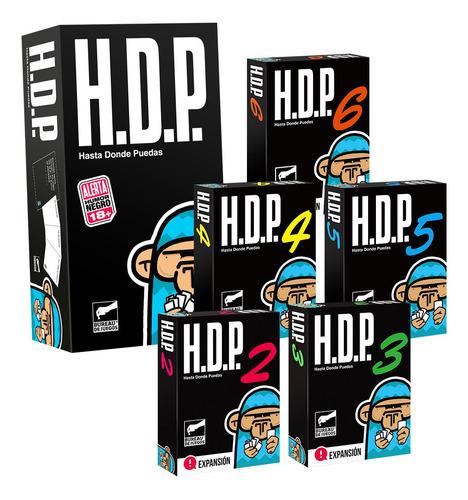 Hdp Con Expansiones - Bdj - Ideal Previas
