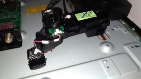 Placa De Botões E Sensor Infravermelho Samsung 40j5500