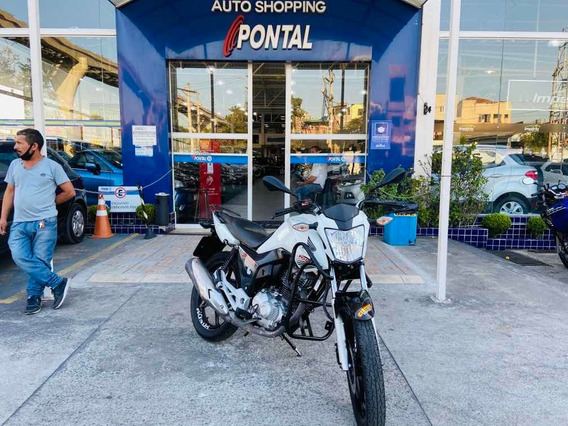 Honda Fan 160cc Ano 2018 Unico Dono Financiamos Em 48x