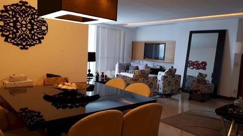Apartamento Com 4 Dormitórios À Venda, 182 M² Por R$ 1.800.000,00 - Icaraí - Niterói/rj - Ap36443