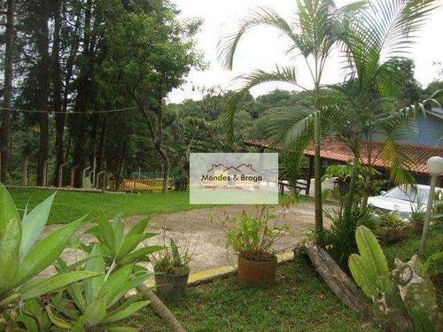 Imagem 1 de 17 de Chácara À Venda, 2500 M² Por R$ 765.000,00 - Terra Preta - Mairiporã/sp - Ch0005