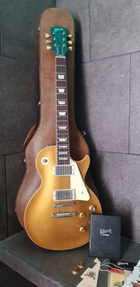 Gibson Les Paul Goldtop R8 50th Anniversary Tom Murphy Aged