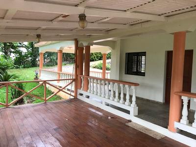 Alquilo Casa En Jarabacoa