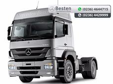 Mercedes Benz Camiones Axor 3131/48 6x4 Cab Ext Financiación