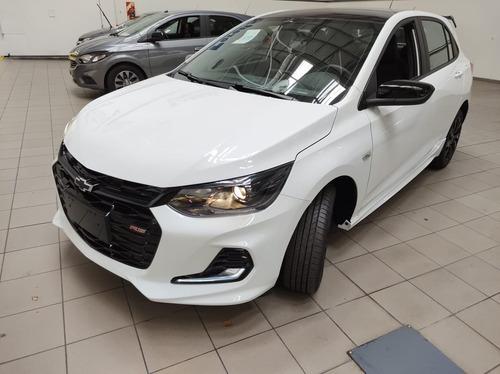 Nuevo Chevrolet Onix Rs 1.0 Turbo 0km 2021