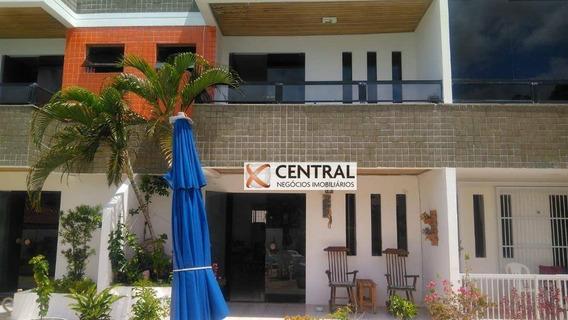 Village Com 3 Dormitórios À Venda, 120 M² Por R$ 395.000 - Vilas Do Atlântico - Lauro De Freitas/ba - Vl0037