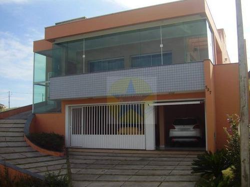 Casa Residencial À Venda, Centro, Mairiporã - Ca1334. - Ca1334
