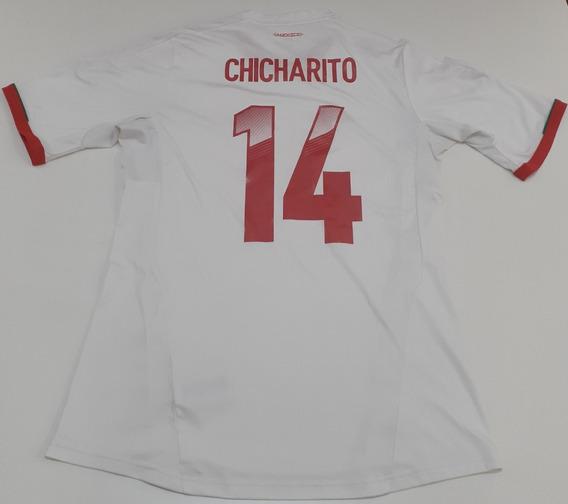 Camisa México Chicharito Ano 2013 Original Da adidas - Me