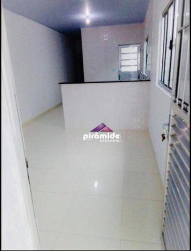 Casa Com 2 Dormitórios À Venda, 70 M² Por R$ 230.000,00 - Morro Do Algodão - Caraguatatuba/sp - Ca6074