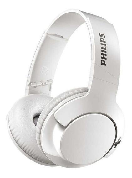 Fone De Ouvido Sem Fio Philips Bass+ Wireless Shb3175 Br