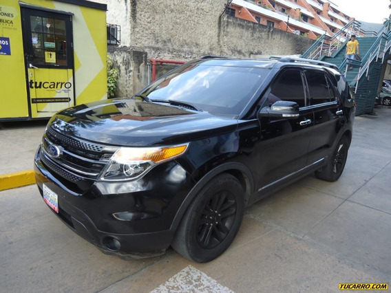 Ford Explorer Limited Blindada Nivel Iii