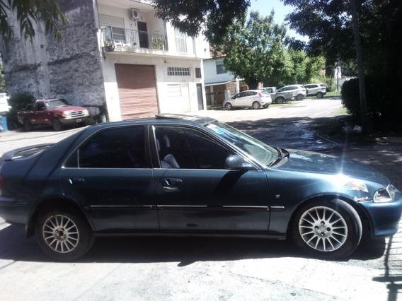 Honda Civic 1.6 Ex At 1995