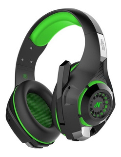Auricular Gamer Mic Ps4 Xbox Pc Notebook Nisuta Led Neuquen