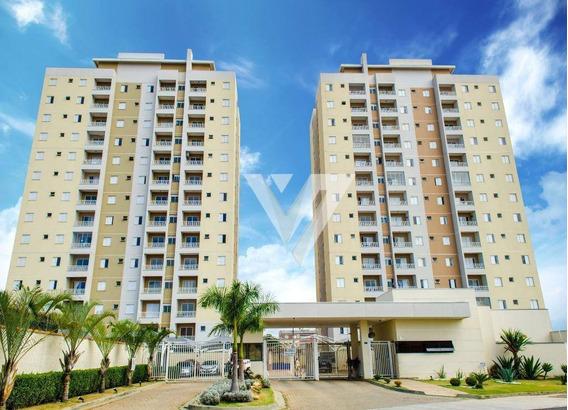 Apartamento À Venda - Passeo Condomínio Club - Sorocaba/sp - Ap1781