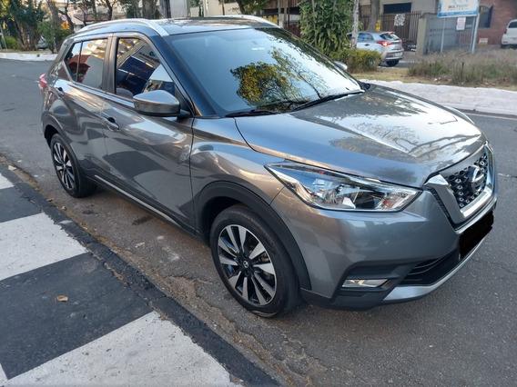 Nissan Kicks 2018 1.6 16v Sv Aut. 5p Ipva Pago