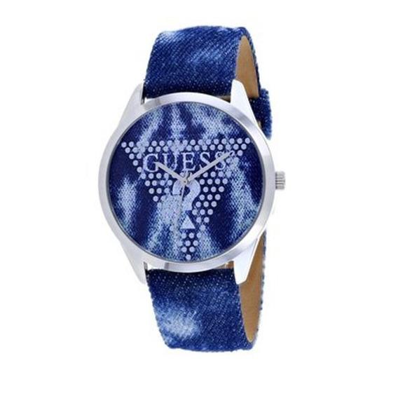 Reloj Para Mujer Guess W1144l1 -azul