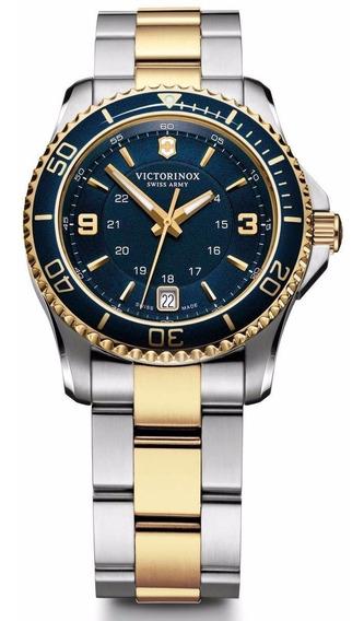 Reloj Victorinox Maverick Small 241790 Original Para Dama