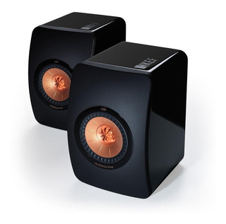 Kef Ls 50 Monitores De Estante 2 Vias Tope De Linea Avalon