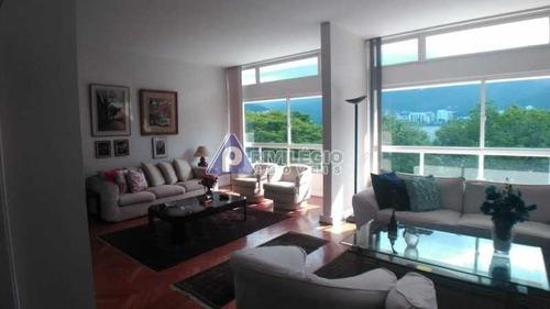 Apartamento À Venda 3 Quartos Vista Para Lagoa Rodrigo De Freitas - 2266
