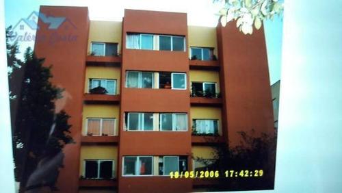 Apartamento Com 2 Dormitórios À Venda, 69 M² Por R$ 275.000,00 - Jardim Palmares (zona Sul) - São Paulo/sp - Ap1470