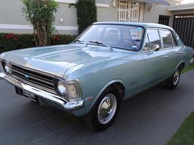 Chevrolet/gm Opala Especial 1973 Placa Preta