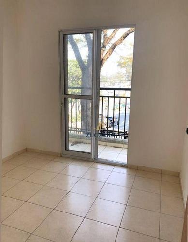 Imagem 1 de 17 de Apartamento Com 2 Dormitórios À Venda, 52 M² Por R$ 241.900,00 - Centro - Guarulhos/sp - Ap17927