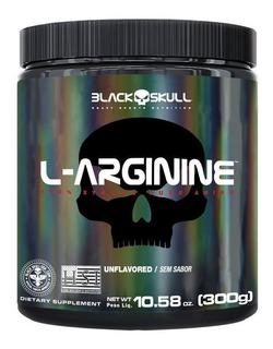 L-arginine 300g Arginina L-arginina Black Skull
