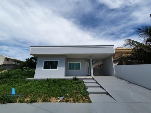 Casa A Venda No Bairro Pontinha Em Araruama - Rj.  - 943-1
