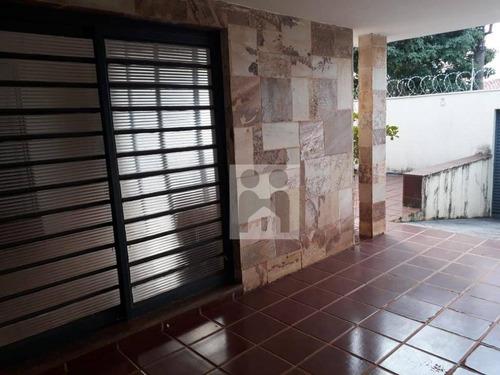 Imagem 1 de 23 de Casa Com 4 Dormitórios À Venda, 200 M² Por R$ 750.000,00 - Jardim América - Ribeirão Preto/sp - Ca0386