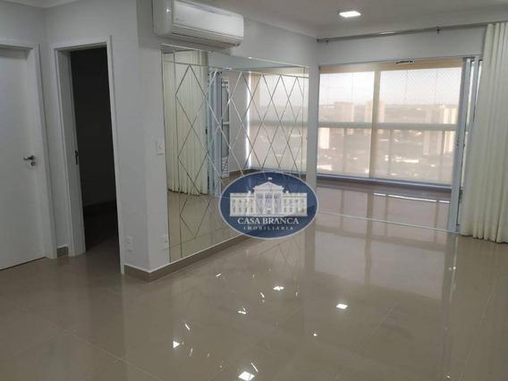 Apartamento Diferenciado Com Varanda Gourmet! - Ap0828