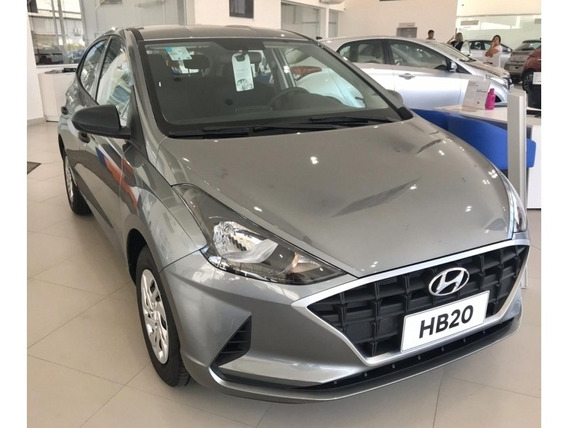 Hyundai Hb20 1.0 Diamond Plus Automatico 2020