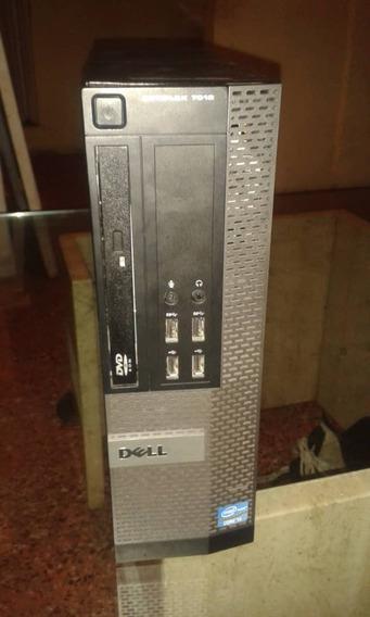 Computador Cpu I5 Dell Optiplex 7010 Teclado Mouse Inalambri
