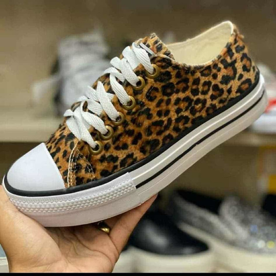 Allstar Animal Print Onça
