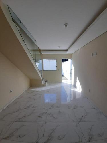 Imagem 1 de 10 de Casa Duplex À Venda, 2 Quartos, 1 Vaga, Jardim Dos Comerciários - Belo Horizonte/mg - 2832