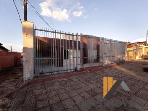 Imagem 1 de 16 de Casa Térrea Com 3 Quartos - Ca534-v