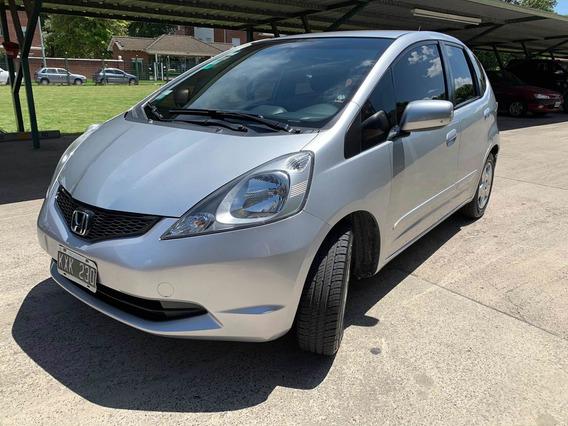 Honda Fit 1.4 Lx-l Mt 100cv L12 2012