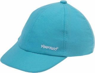 Boné Infantil Masculino Pimpolho Azul