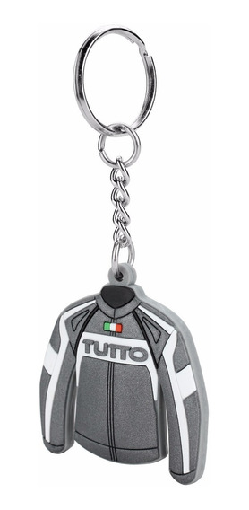 Chaveiro Tutto Moto Jaqueta Original Loja Oficial