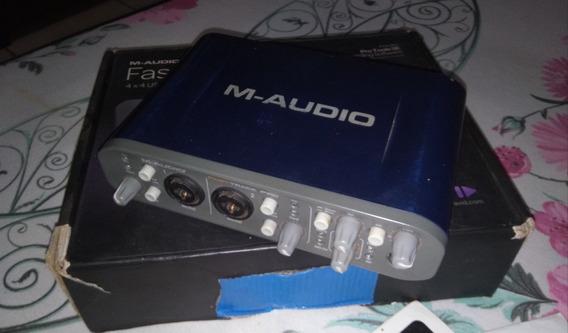 Fast Track Pro Usb 4x4 M - Áudio