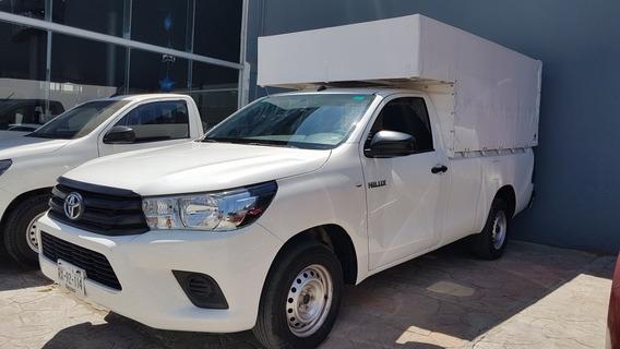 Toyota Hilux 2.7 Cabina Sencilla Mt 2018