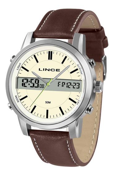 Relógio Lince Mac4489s B1nb - Original Com Nota Fiscal