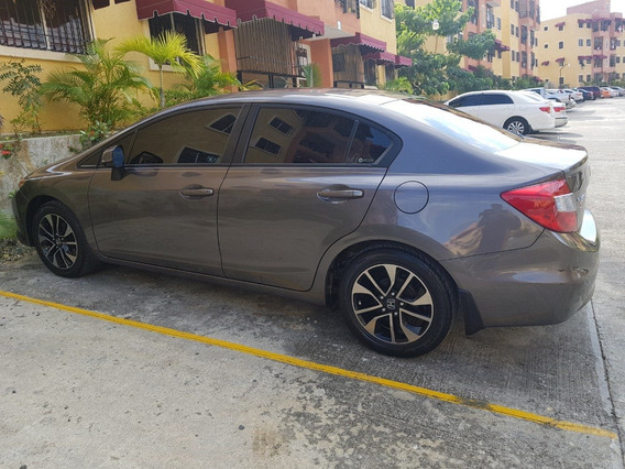 Honda Civic 2012 Lx Oportunidad