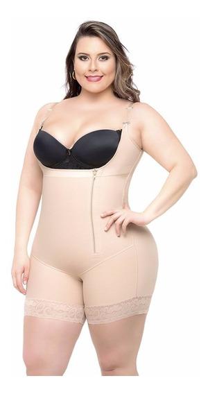 Cinta Body Modeladora Alta Compressão Ultra Confort